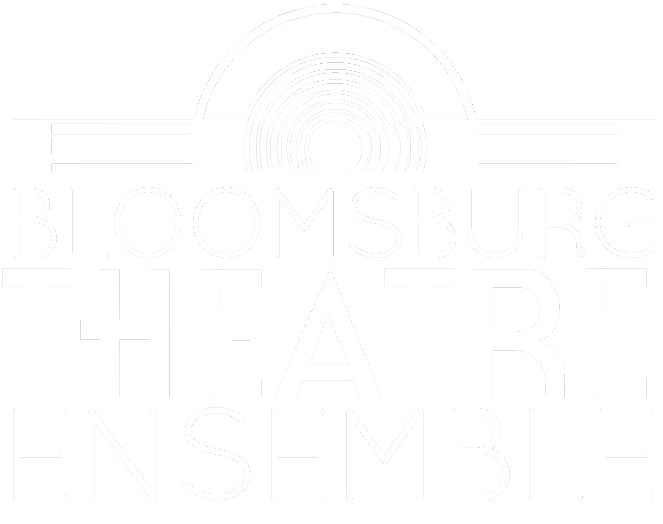 Bloomsburg Theatre Ensemble logo